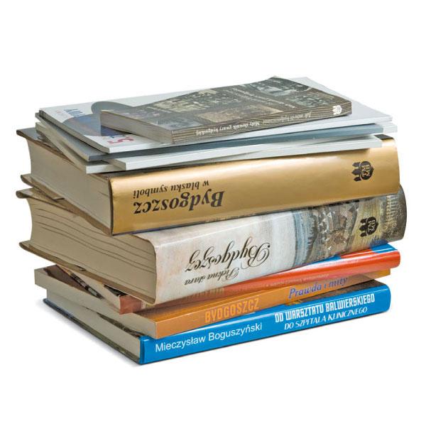 KLAN ma bogate doświadczenie wopracowaniu iwydawnictwie najwyższej jakości dzieł wydawniczych.